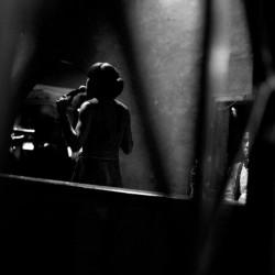 Jazz singer, Bourbon Street