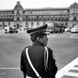 Zocalo, Mexico City, 2007