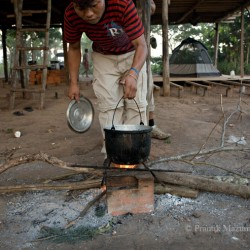 San Francisco, Shipibo Indian village, Peruvian Amazon