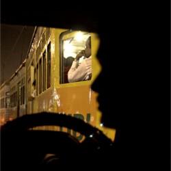 Tram on College Street, 2007