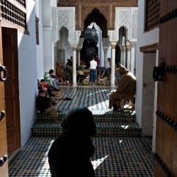 Kairaouine Mosque, Fes