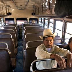 Bus to Chichicastenango