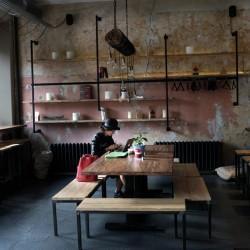 Riga, Latvia – Rocketbean Cafe in Miera Iela