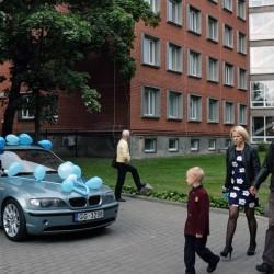 Riga, Latvia – Maternity ward