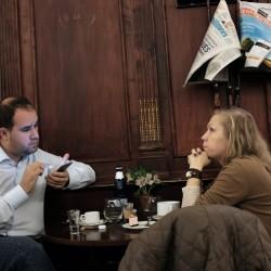 Tallinn, Estonia – Maiasmokk Cafe, oldest cafe in Tallinn