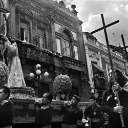 Easter parade, Puebla